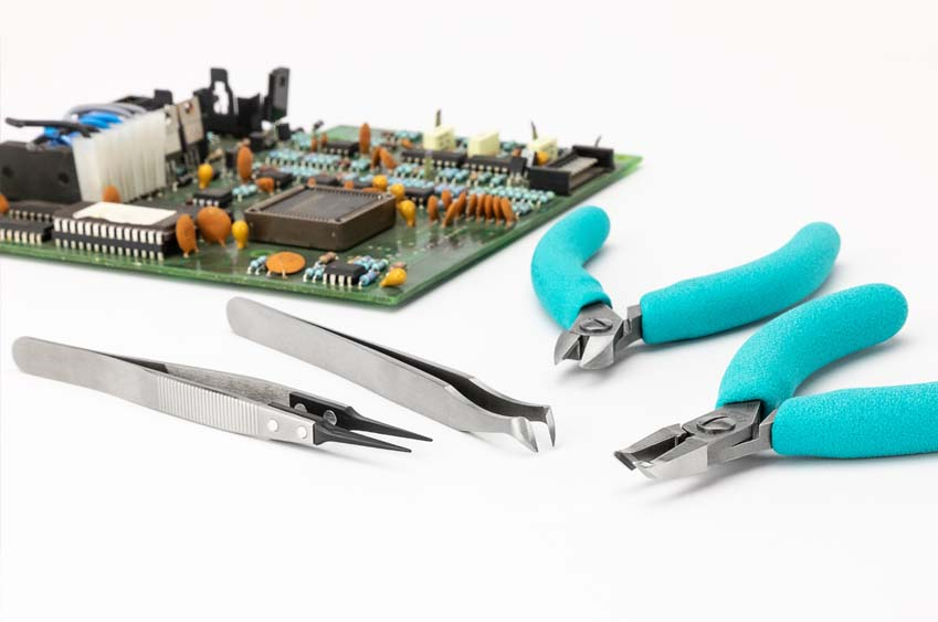 High-Precision Cutters, Pliers & Tweezers