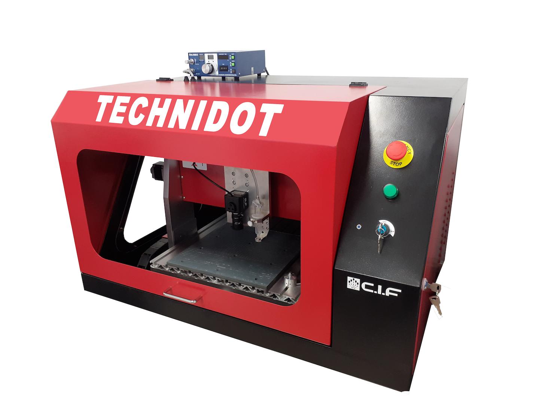 Dispensing Robot-Technidot-CIF - 2