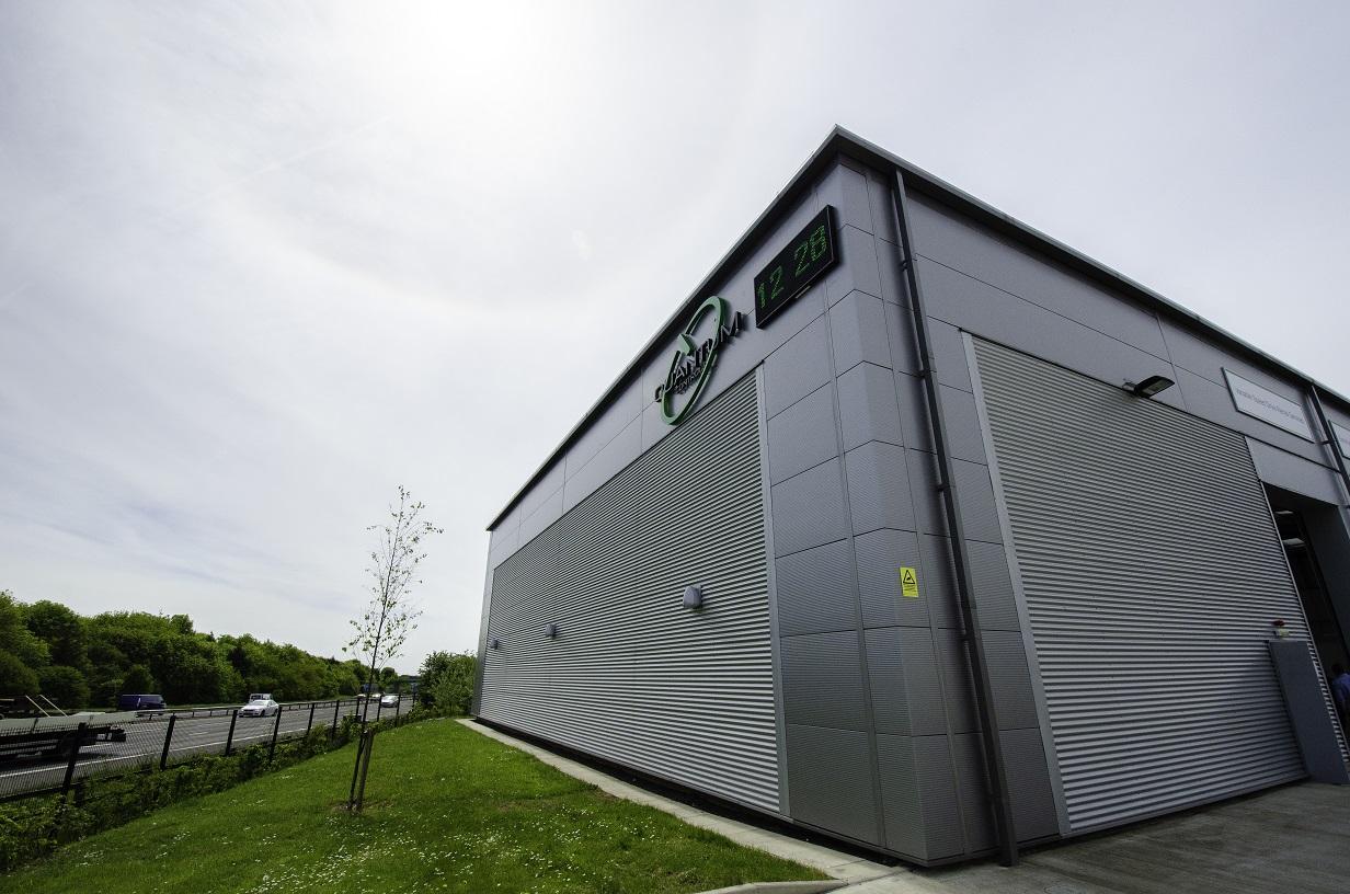 WEG237 - Quantum Controls headquarters