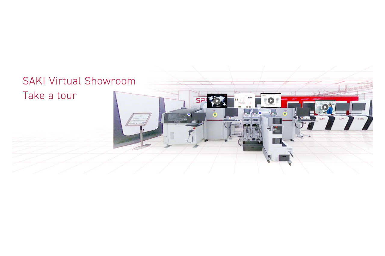 saki virtual showroom