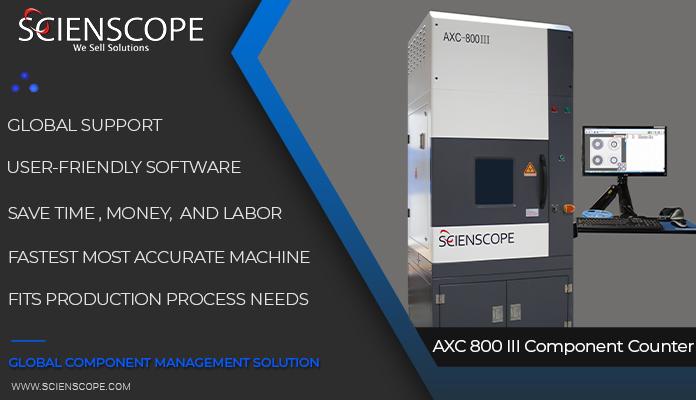 Scienscope AXC 800 III Component Counter