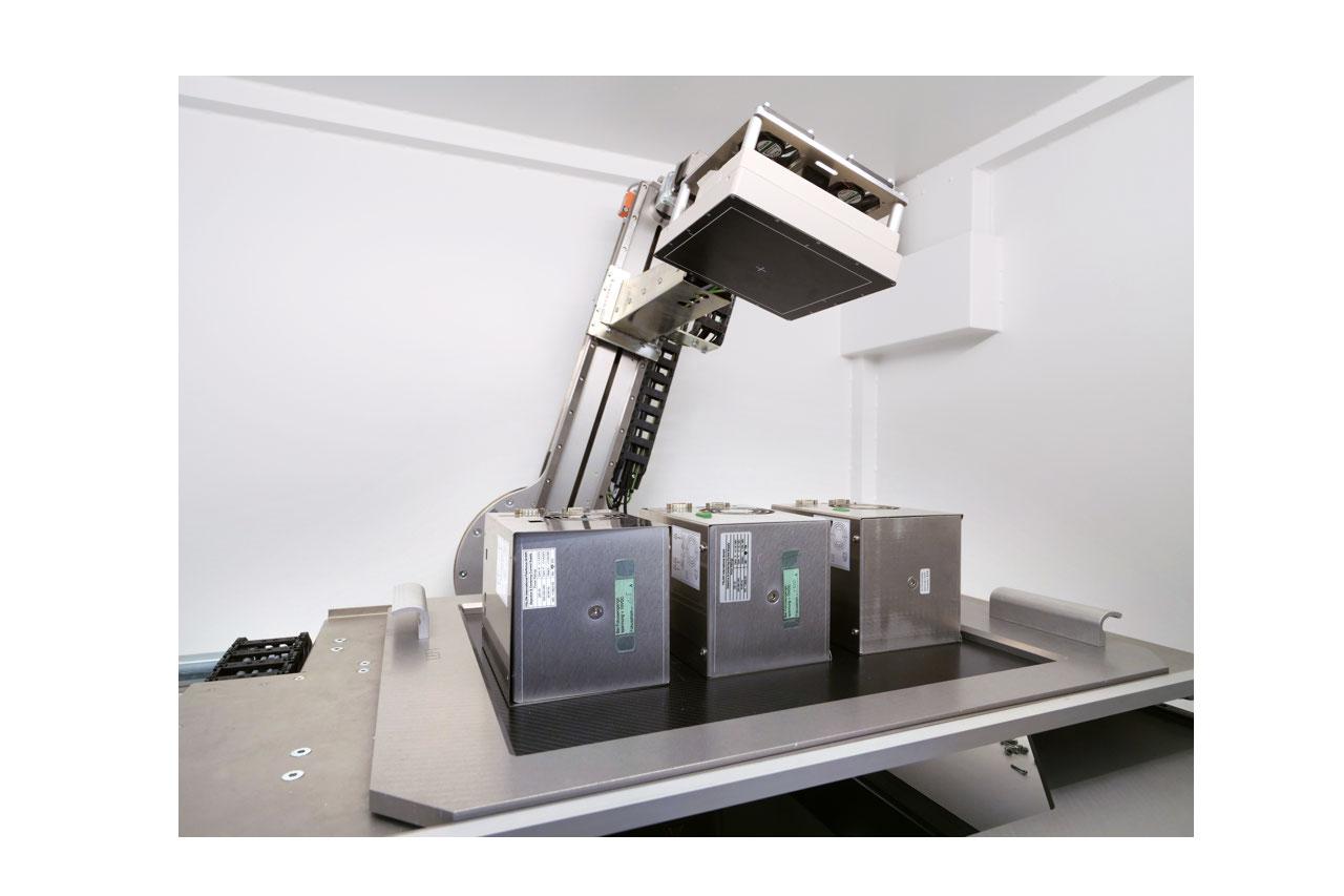 yxlon optional high load capacity up to 20 kg