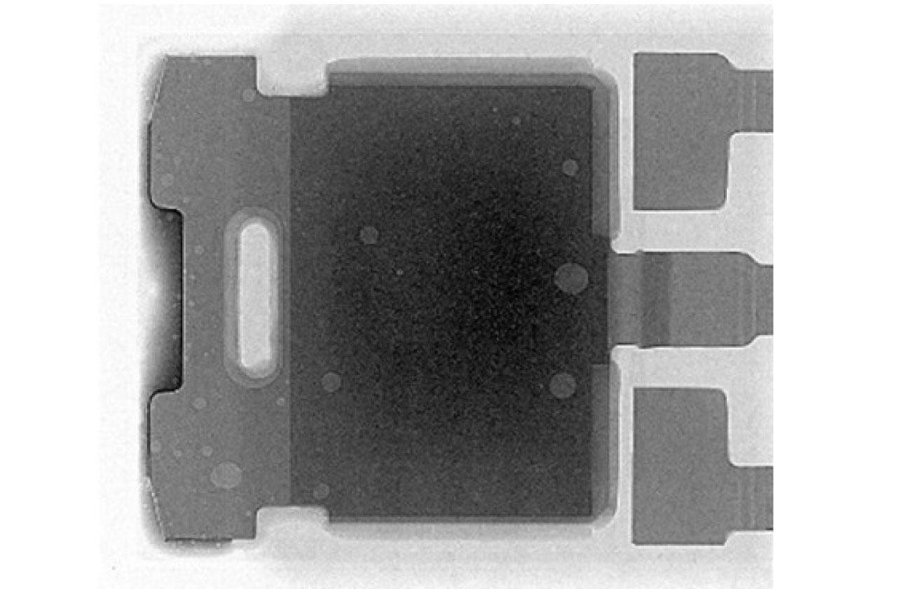 KOKI T4AB58-HF360 Power Transistor X-ray Image