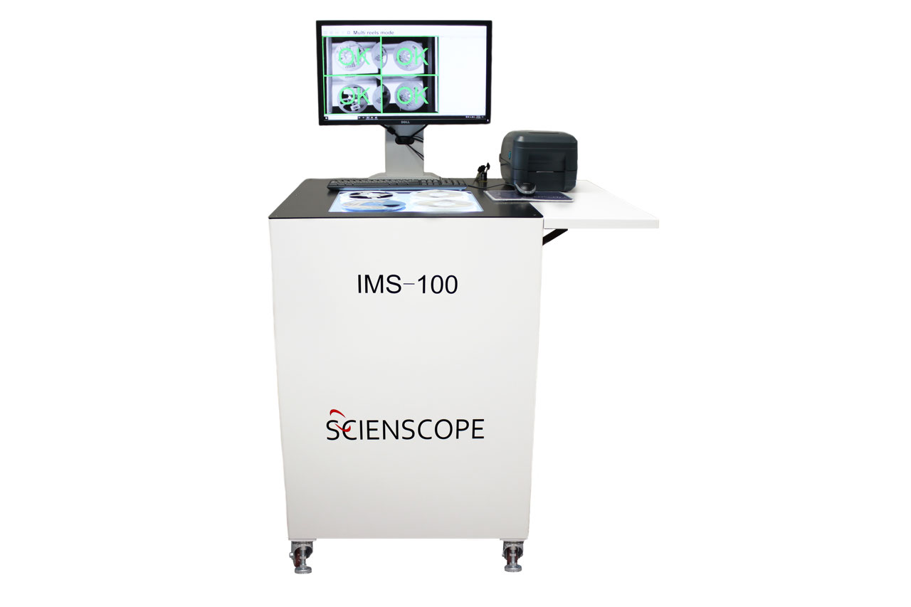 Scienscope Reel Smart IMS 100