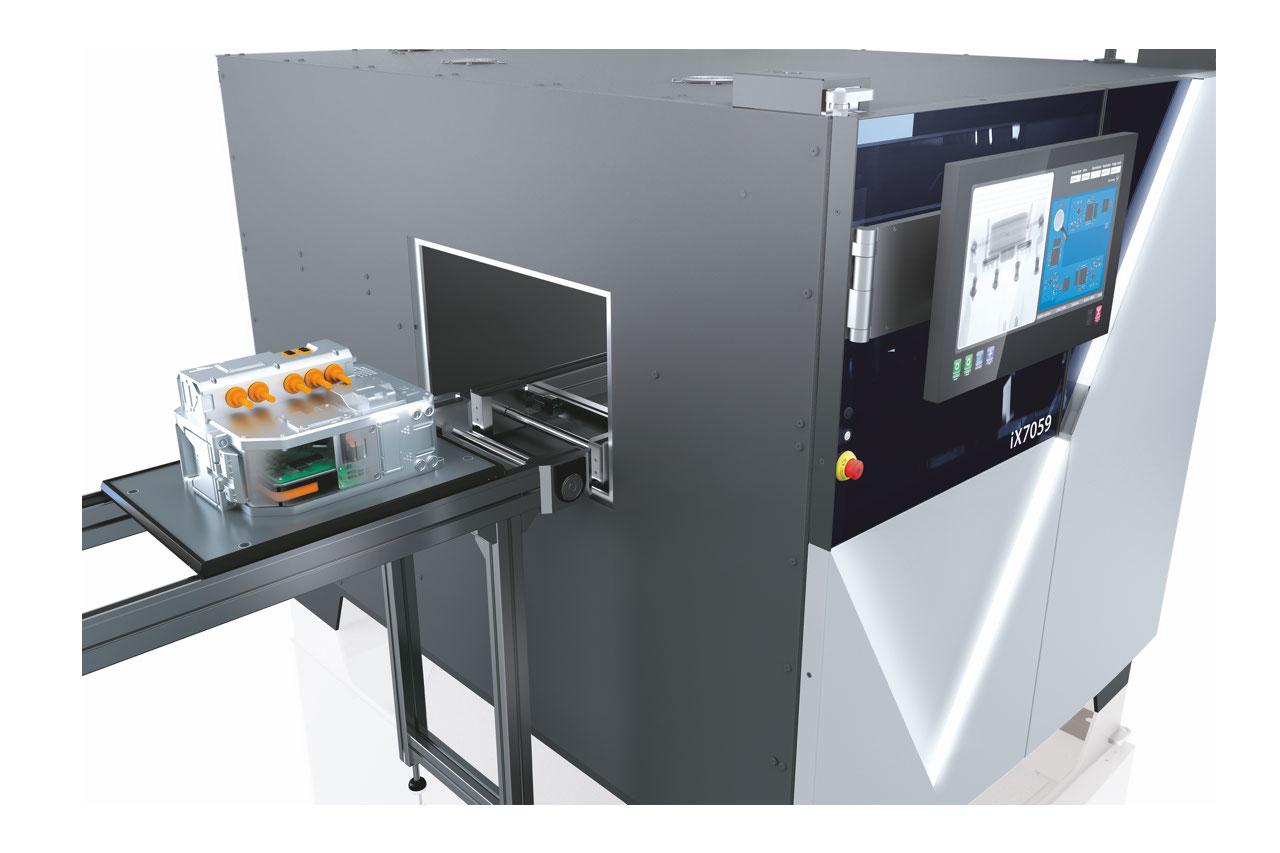 VISCOM iX7059 assembly handling
