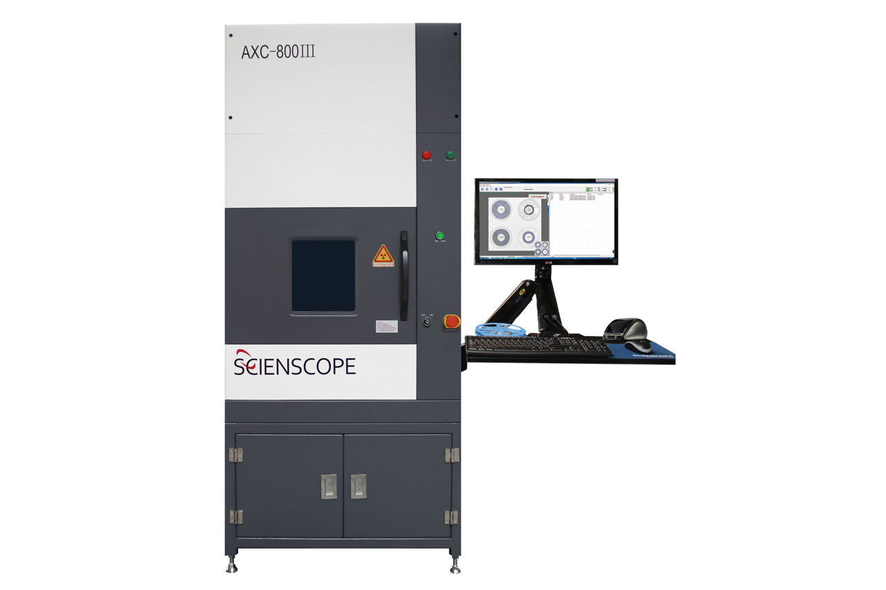 Scienscope AXC-800 III