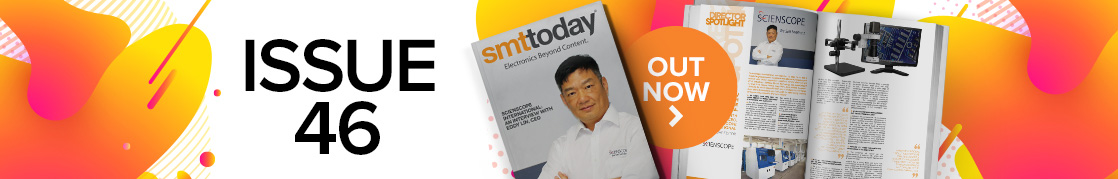 SMT Today Magazine - Issue 46. Electronics Beyond Content.