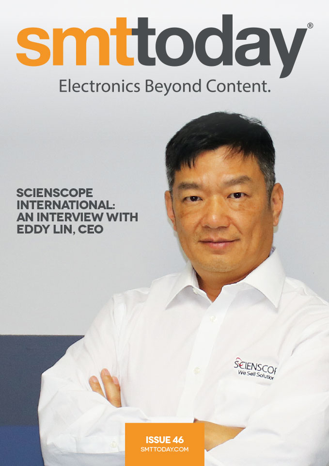SMT Today Magazine Issue 46. Electronics Beyond Content.