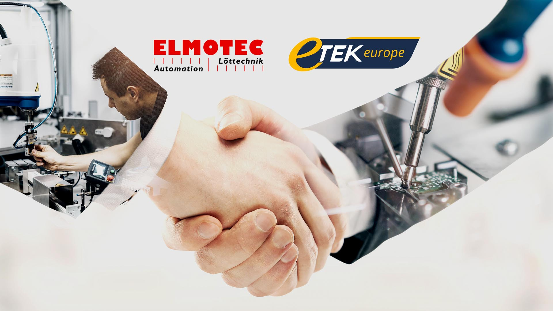 Elmotec and Etek Europe