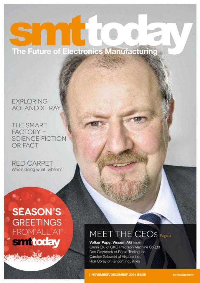SMT Today Issue 7 Nov/Dec 2014