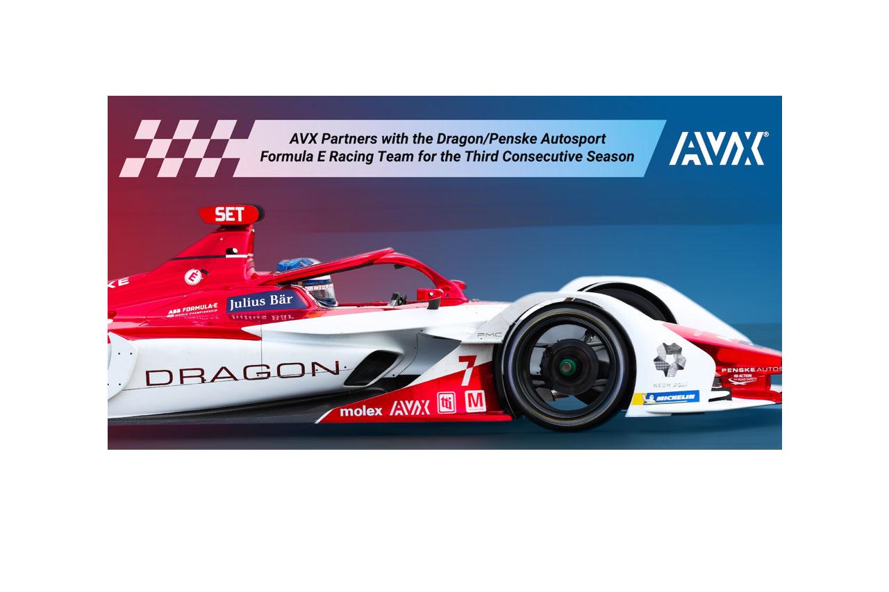 AVX546 Formula E Season 7