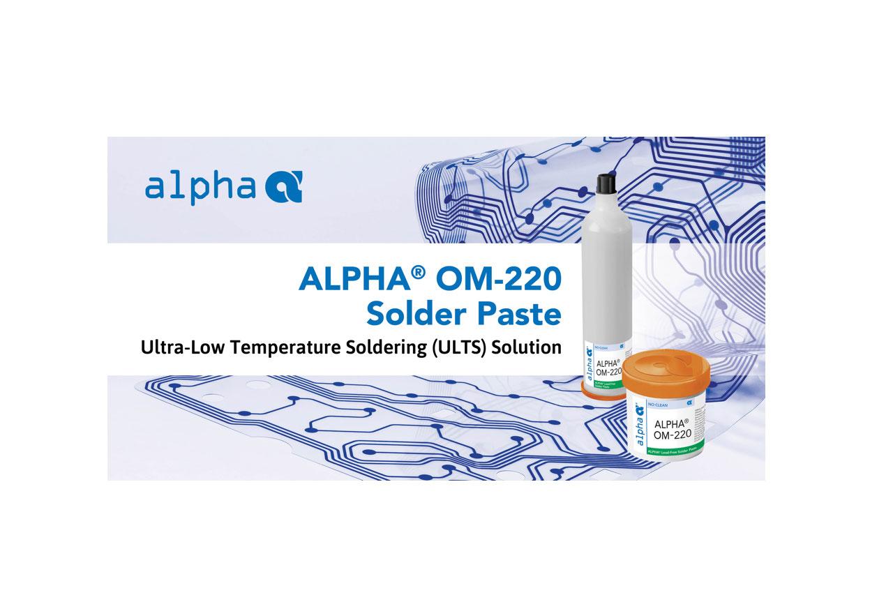 ALPHA OM 220