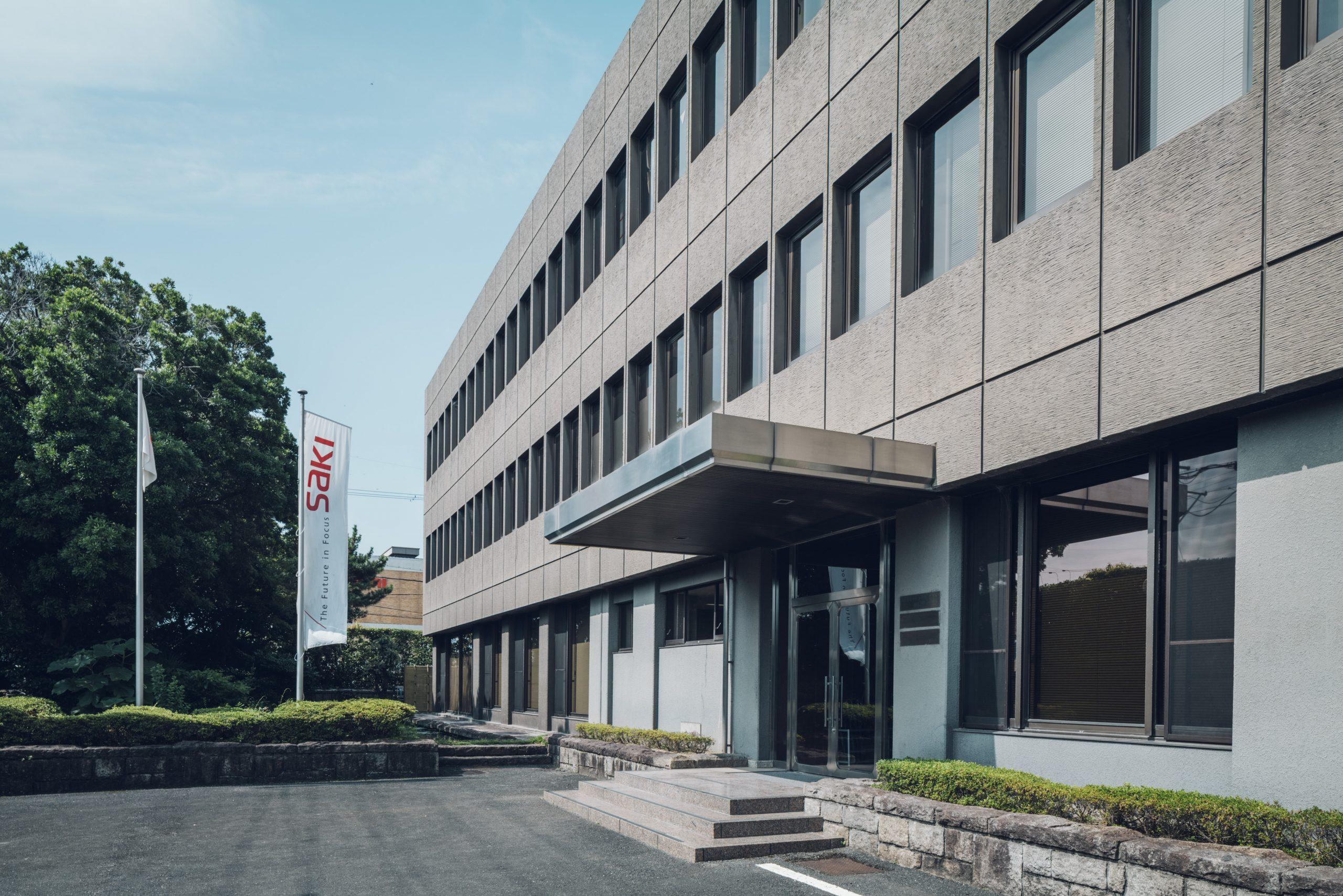 Saki Nara Factory, Japan enhances customer support services.
